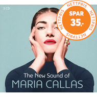 Produktbilde for The New Sound Of Maria Callas (3CD)