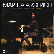 Produktbilde for Martha Argerich - The Warner Classics Recordings (20CD)