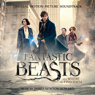 Fantastic Beasts And Where To Find Them - Original Motion Picture Soundtrack (CD)