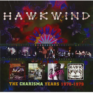 The Charisma Years 1976-1979 (4CD)