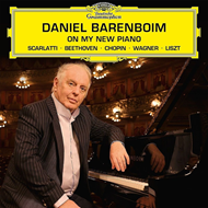 Produktbilde for Daniel Barenboim - On My New Piano (CD)