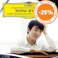Produktbilde for Seong-Jin Cho - Chopin: Piano Concerto No. 1 Ballades (CD)