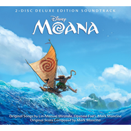 Moana - Deluxe Edition (2CD)