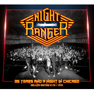 35 Years And A Night In Chicago (2CD+DVD)