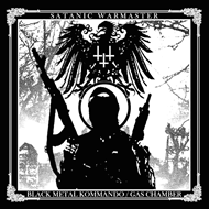 Black Metal Kommando/Gas Chamber (CD)
