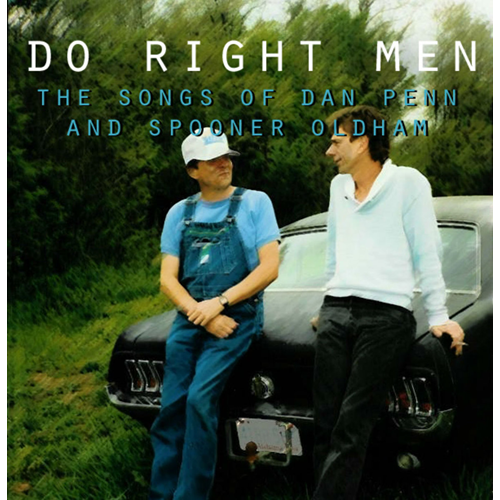 Do Right Men - A Tribute To Spooner Oldham And Dan Penn (CD)