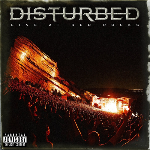 Disturbed - Live At Red Rocks (CD)