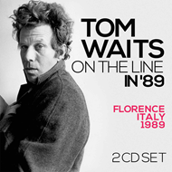 On The Thin Line '89 - Florence, Italy 1989 (2CD)