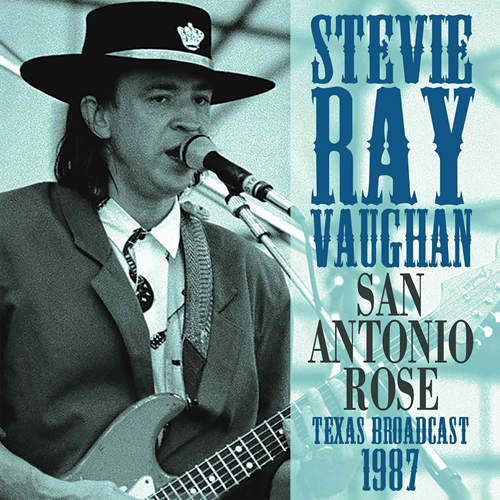 San Antonio Rose - Texas Broadcast 1987 (CD)