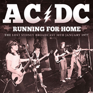 Running For Home - The Lost Sydney Broadcast 30th January 1977 (CD)