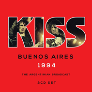 Buenos Aires 1994 - The Argentinian Broadcast (2CD)