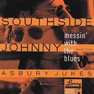 Messin' With The Blues (CD)