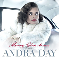 Merry Christmas From Andra Day (CD)