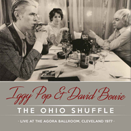 The Ohio Shuffle - With David Bowie: Cleveland 1977 (CD)