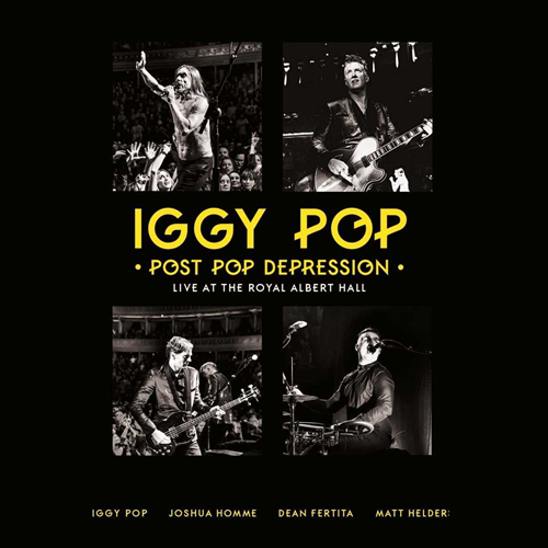 Post Pop Depression: Live At The Royal Albert Hall (2CD+DVD)