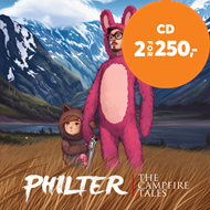 Produktbilde for The Campfire Tale (CD)