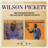 The Wicked Pickett / The Sound Of Wilson Pickett (CD)