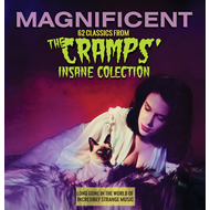 Magnificent: 62 Classics From The Cramps Insane Collection (2CD)