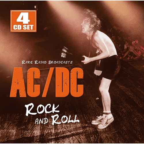Rock And Roll - Rare Radio Broadcasts (4CD)