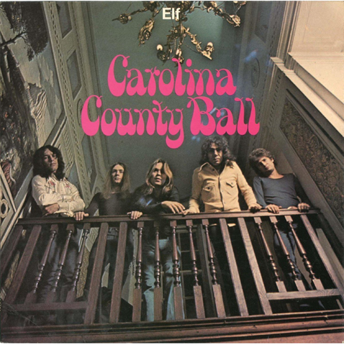 Carolina County Ball (CD)