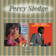 When A Man Loves A Woman / Warm And Tender Soul (CD)