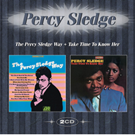 The Percy Sledge Way / Take Time To Know Her (2CD)