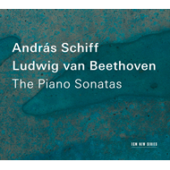 András Schiff - Beethoven: The Piano Sonatas (11CD)