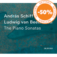 Produktbilde for András Schiff - Beethoven: The Piano Sonatas (11CD)
