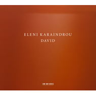 Karaindrou: David (CD)