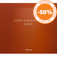 Produktbilde for Karaindrou: David (CD)