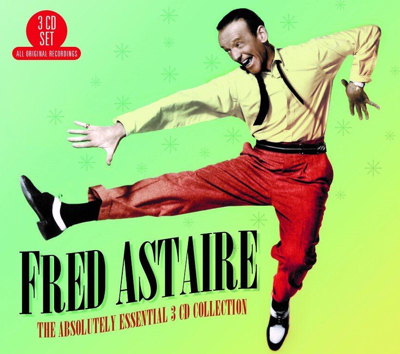 The Absolutely Essential Collection av Fred Astaire (3CD)