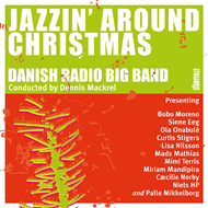 Produktbilde for Jazzin' Around Christmas (CD)