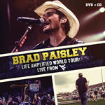 Life Amplified World Tour: Live From WVU (CD + DVD)
