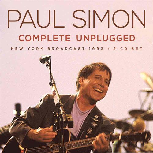 Complete Unplugged - New York Broadcast 1992 (2CD)