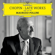 Produktbilde for Maurizio Pollini - Chopin: Late Works, Opp. 59-64 (CD)