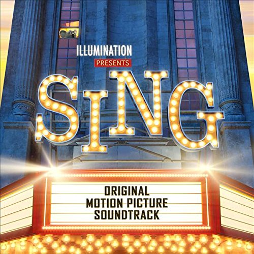 Sing - Original Motion Picture Soundtrack (CD)
