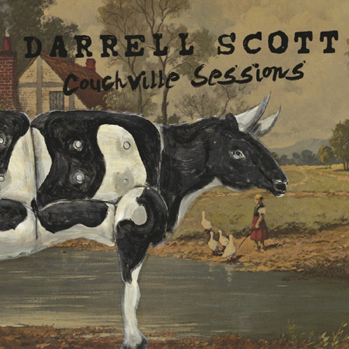 Couchville Sessions (CD)