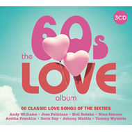The 60s Love Album (3CD)