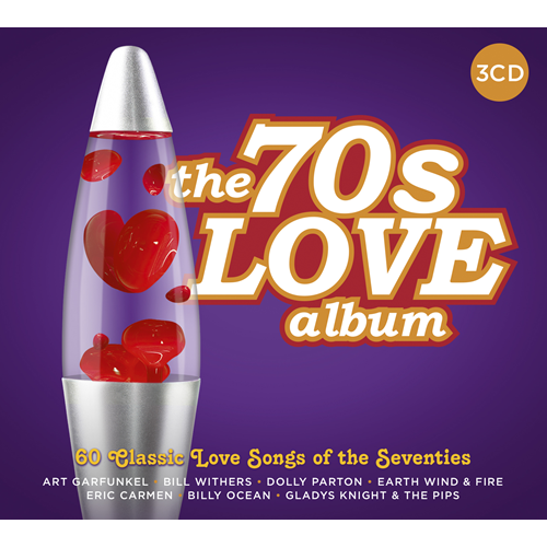 The 70s Love Album (3CD)