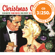 Produktbilde for Christmas Crooners (2CD)