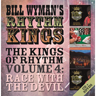 Produktbilde for The Kings Of Rhythm Vol. 4: Race With The Devil - Deluxe Edition (CD + 3DVD)