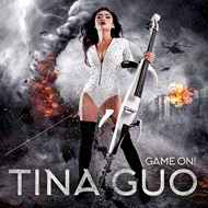 Tina Guo - Game On! (CD)