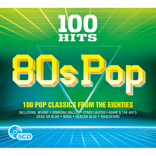 100 Hits - 80s Pop (5CD)