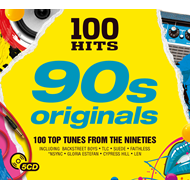 100 Hits - 90s Originals (5CD)