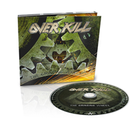 The Grinding Wheel - Limited Digipack Edition (CD)