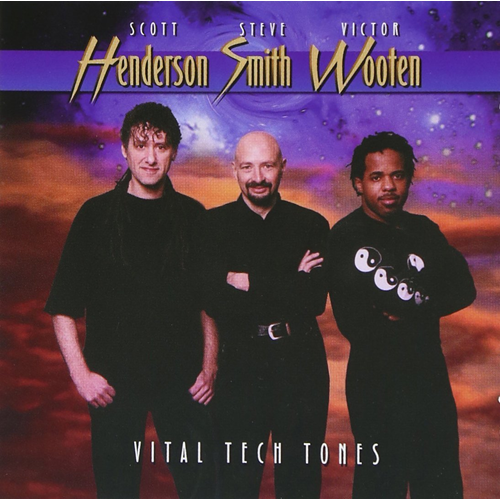 Vital Tech Tones 1 (CD)