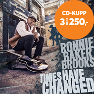 Produktbilde for Times Have Changed (CD)