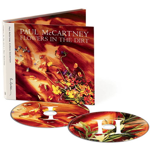 Flowers In The Dirt - Deluxe Edition (2CD)
