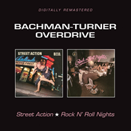 Street Action / Rock N' Roll Nights (Remastered) (CD)