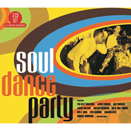 Soul Dance Party - The Absolutely Essential Collection (3CD)